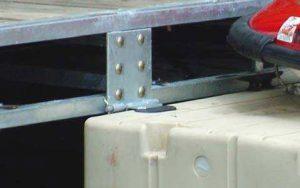 Adapter scharnier - ez-dock